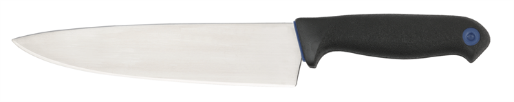 Sharp knife with Tormek 1