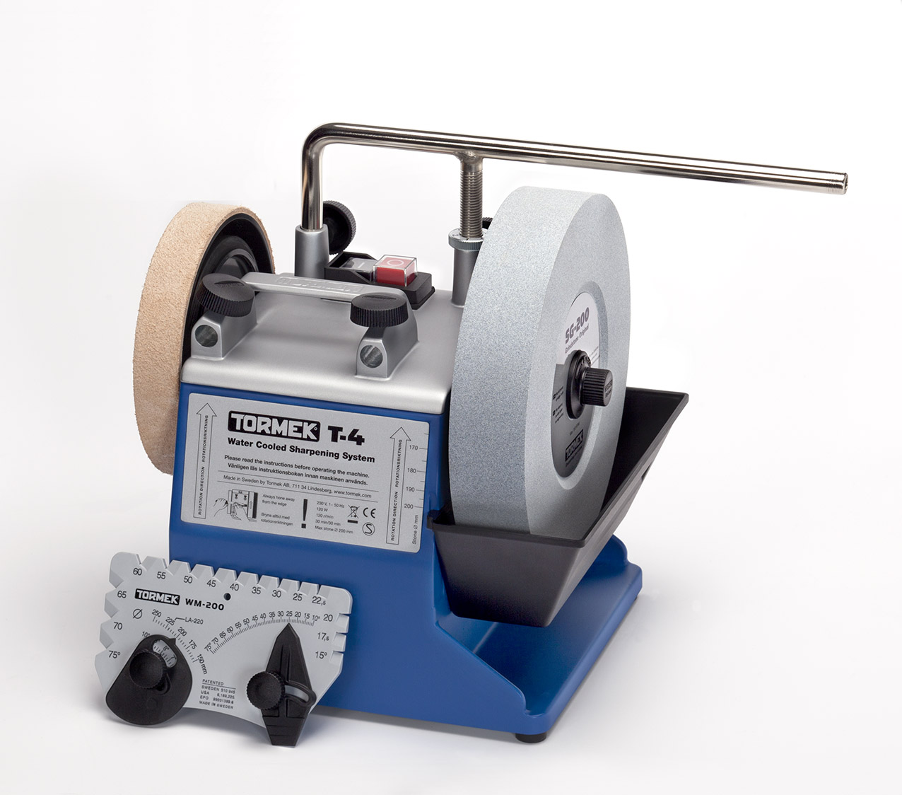 How To Sharpen Woodturning Tools Tormek