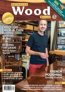 Australian Wood Review 2015